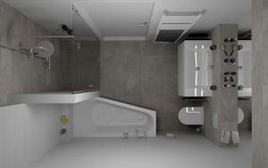 Nieuwe Badkamer Huurhuis : De beste manier om een badkamer van een huurwoning te verbouwen